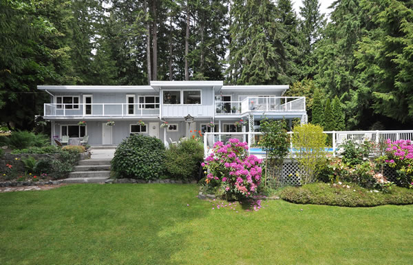 Caprice B&B Sunshine Coast B.C.